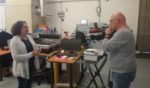 Dans les coulisses d'une imprimerie braille : C News au Cteb