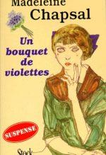 Illustration bouquet de violettes