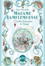 """Couverture du Tome 2 de """"Madame Pamplemousse"""""""