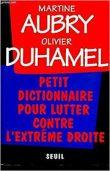 Petit dictionnaire pour lutter contre l'extrême droite