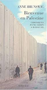 illustration bienvenue en palestine