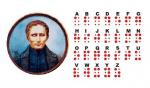 Louis Braille est né il y a 210 ans