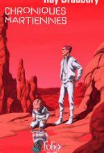 Illustration chroniques martiennes