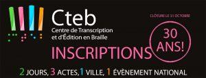 Bandeau inscriptions 30ans CTEB