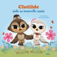 Couverture Clotilde aide sa nouvelle amie