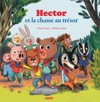 Couverture Hector et la chasse au trésor