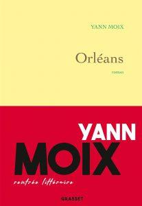 Couverture Orleans de Yann Moix_2019