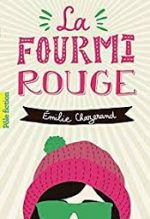 Illustration la fourmi rouge