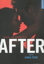 Couverture du livre After d'Anna Todd