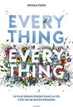 "Couverture du livre ""Everything Everything"" de Nicola Yoon"