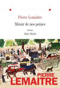 """Illustration du livre """"Miroir de nos peines"""""""