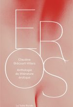 """Couverture du livre """"Éros"""" de Claudine Brécourt-Villars"""