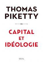 """Couverture du livre """"Capital et idéologie"""" de Thomas Piketty"""
