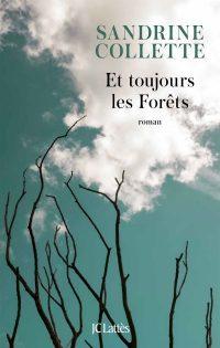 """Couverture du livre """"Et toujours les forêts"""" de Sandrine Collette"""