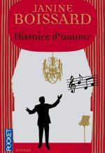 """Couverture du livre """"Histoire d'amour"""" de Janine Boissard"""