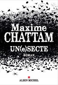 """Couverture du livre """"Une secte"""" de Maxime Chattam"""