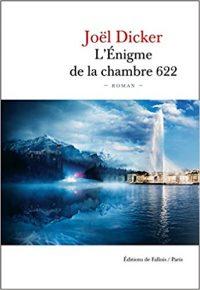 """Couverture du livre """"L'énigme de la chambre 622"""""""