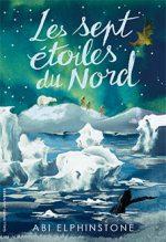 """Couverture du livre """"Les sept étoiles du nord"""""""