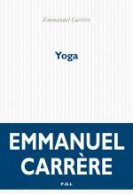 """Couverture du livre """"Yoga"""" d'Emmanuel Carrère"""