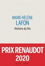 """Couverture du livre """"Histoire du fils"""" de Marie-Hélène Lafon"""