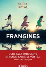 """Couverture du livre """"Frangines"""" d'Adèle Bréau"""