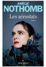"""Couverture du livre """"Les aérostats"""" d'Amélie Nothomb"""