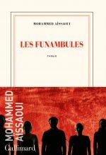 """Couverture du livre """"Les funambules"""" de Mohammed Aïssaoui"""