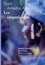 """Couverture du livre """"Les impatientes"""" de Djaïli Amadou Amal"""
