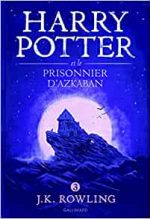 Harry Potter et le prisonnier d'Azkaban, J.K Rowling