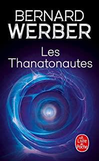 couverture livre Les thanatonautes