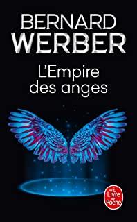 couverture livre l'empire des anges