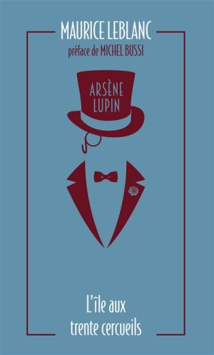 Couverture Tome 5 Arsène Lupin.
