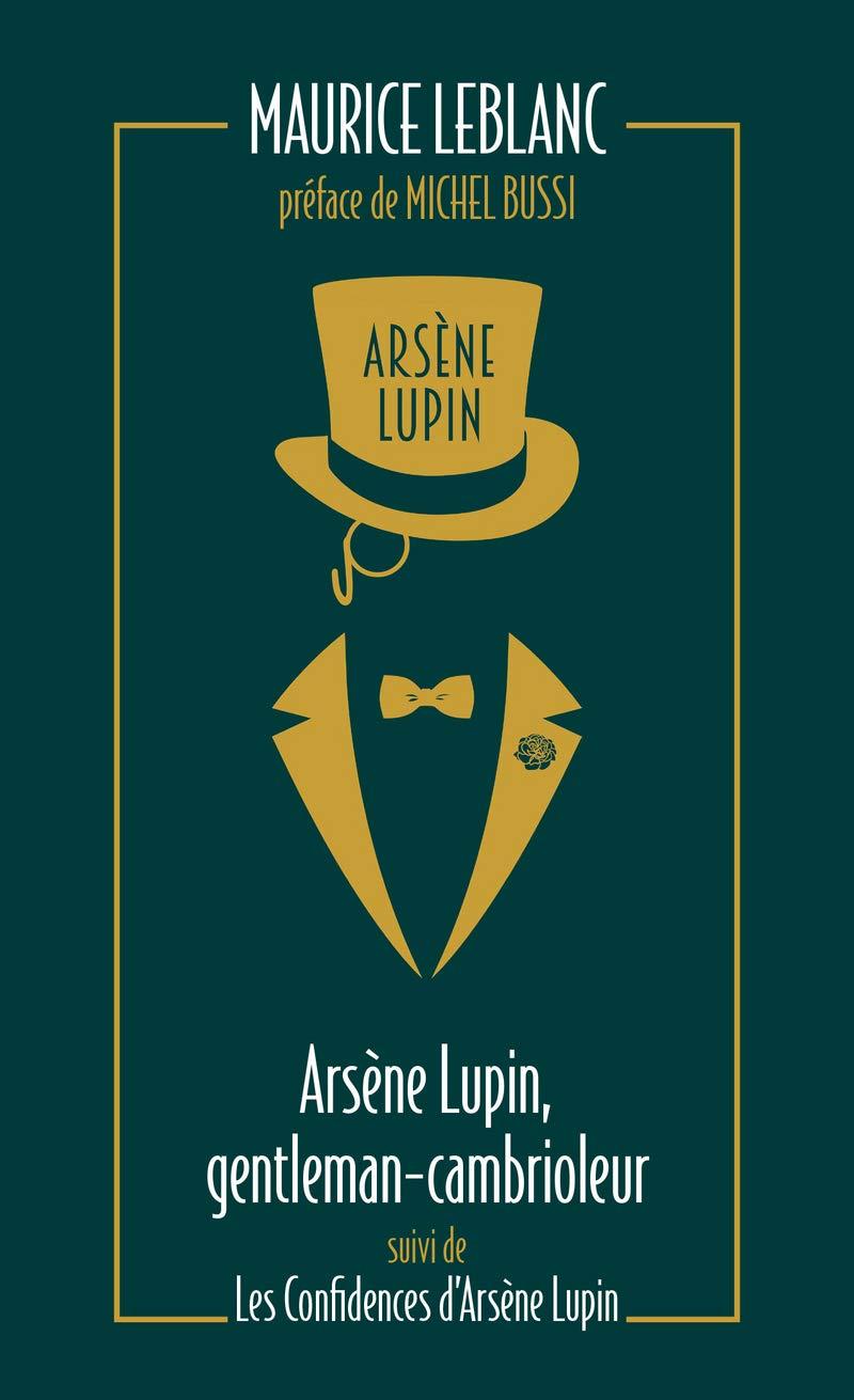 Couverture Tome1 Arséne Lupin. Cliquez dessus pour commander le livre