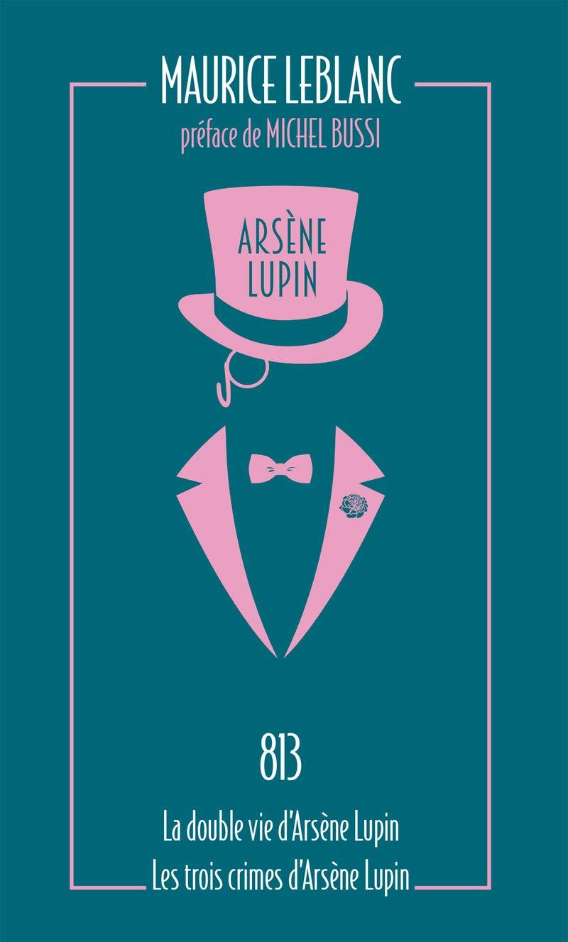 Couverture tome 4 Arsène Lupin. Cliquez dessus pour commander.