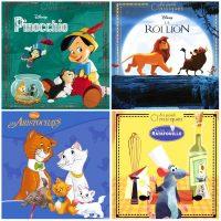 Les grands classiques de Disney illustrés, tome 2