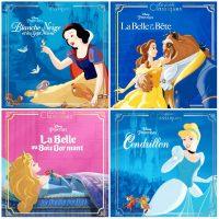 Les princesses de Disney illustrées tome 1
