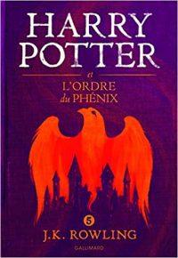 Harry Potter et l'ordre du Phénix, tome 5, JK Rowling