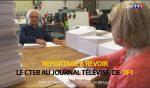 Le CTEB au JT de TF1 du 11/07/2021