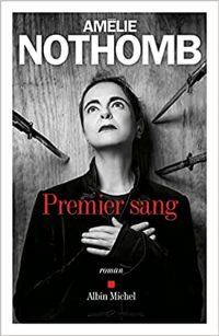 Couverture Premier sang, Amélie Nothomb